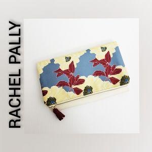 RACHEL PALLY Clutch Bag Tassel Zip Floral